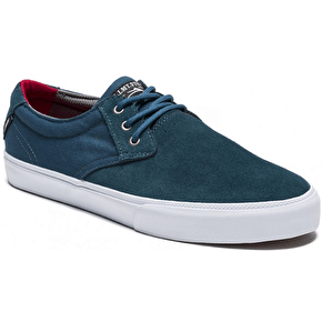 Lakai MJ Skate Shoes - Ink Blue