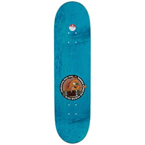 Toy Machine Skateboard Deck - Scraps Lutheran 8.25