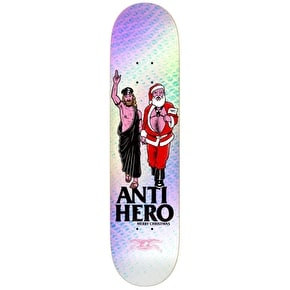 Anti Hero Skateboard Deck - Xmas Pride & Joy 8.38