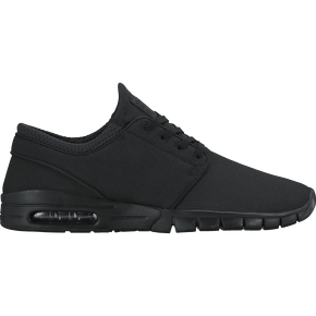 Nike SB Stefan Janoski Max Skate Shoes - Black/Anthracite/Black