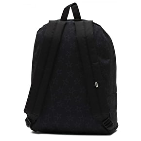 Vans Realm Backpack - Star Dot Black