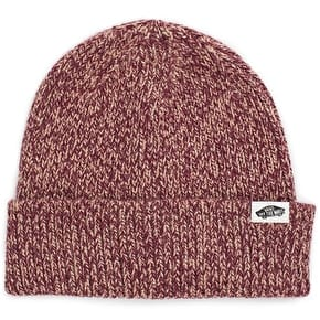 Vans Twilly Beanie - Burgundy/Mahogany Rose