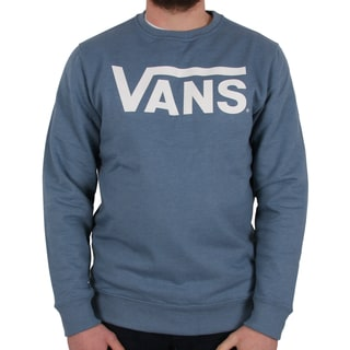 Vans Classic Crewneck - Copen Blue Heather/White