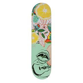 Chocolate Tropicalia Hsu Skateboard Deck - 8