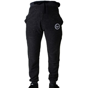 Hype Speckle Crest Joggers - Black