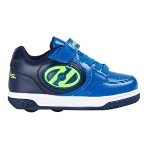 Heelys X2 Plus Lighted - Navy/Blue/Yellow