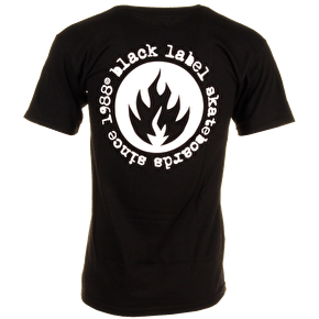 Black Label Since 88 T-Shirt - Black