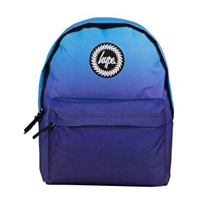 Hype Gradient Backpack- Blue