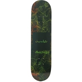 Chocolate Gravity Skateboard Deck - Perez 8.25