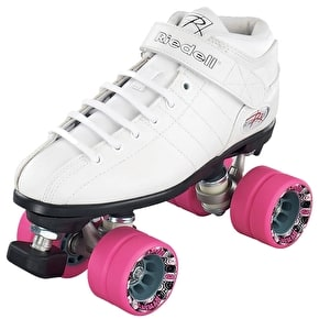 Riedell R3 Speed Skates - White UK 8 (B-Stock)
