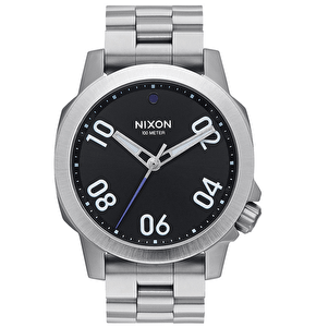 Nixon Ranger 40 Watch - Black