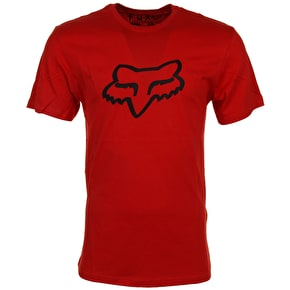 Fox Legacy Foxhead T-Shirt - Red