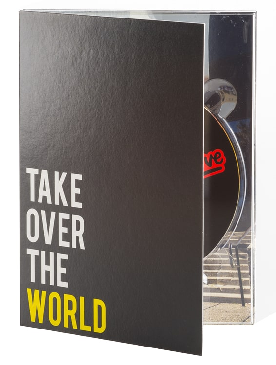 Revive Take Over The World Skateboard Dvd Revive