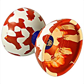 Juggle Dream Jester Diabolo Starter Pack - White/Red