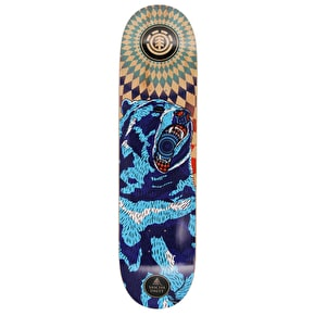 Element Inner Vision Sascha Bear Featherlight Skateboard Deck - 8