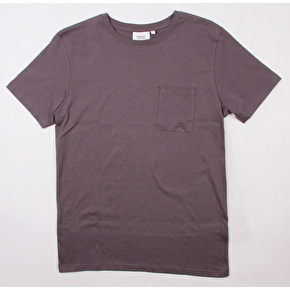 WeSC Baden T-Shirt - Plum Grey