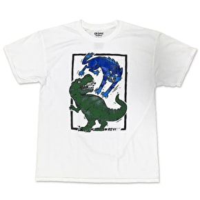 ReVive Showdown T-Shirt - White