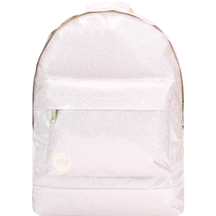 Mi-Pac Glitter Backpack - Champagne