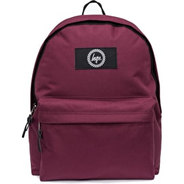 Hype Insignia Backpack - Burgundy