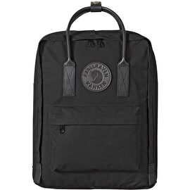 Fjallraven Kanken No. 2 Mini Backpack - Black