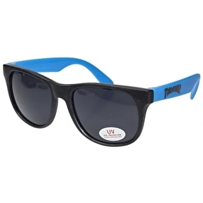 Thrasher Skate Mag Logo Sunglasses - Blue