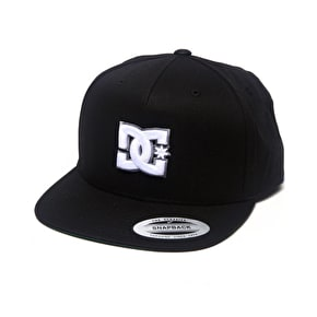 DC Snappy Snapback - Black