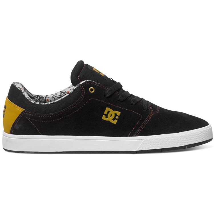 DC Crisis Shoes - Black/Tan