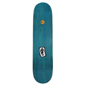 Girl x Pirate Club Skateboard Deck - Mike Mo 7.75