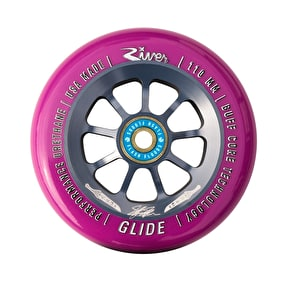 River 110mm Glide Wheels - Stefan Hefnar Signature model