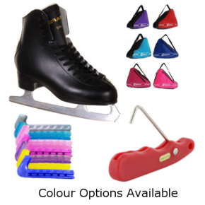 Graf 500 Ice Skate Bundle