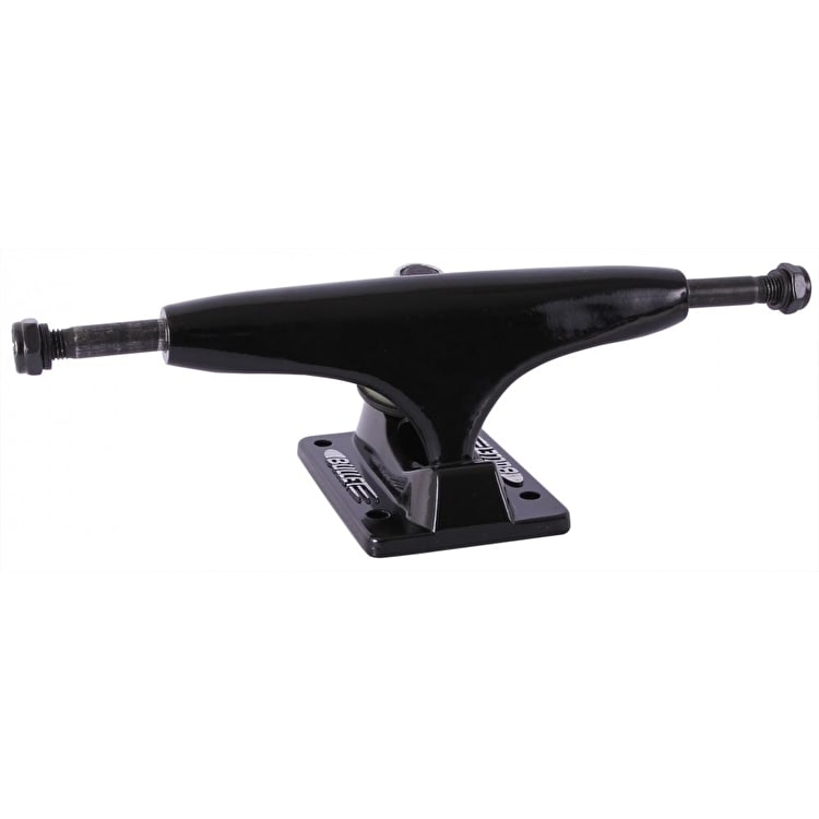 Bullet Skateboard Trucks - Black 140mm (Pair)