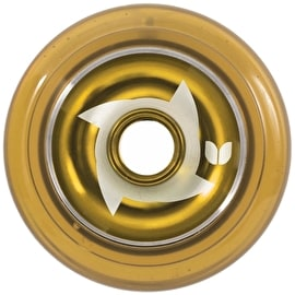 Blazer Pro Metal Core Shuriken Wheel - Orange 100mm