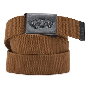 Vans Conductor Web Belt - Toffee