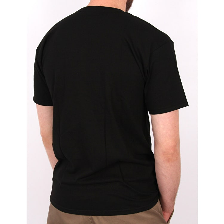 Diamond Dispersion T-Shirt - Black