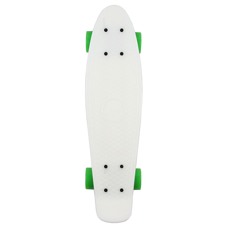 "Limitless Complete Cruiser Skateboard 22"" - Glow In The Dark"