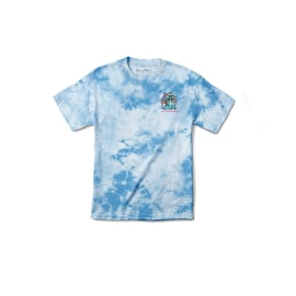 Primitive x Rick And Morty - Mr Meeshrooms Washed T-Shirt - Light Blue Wash