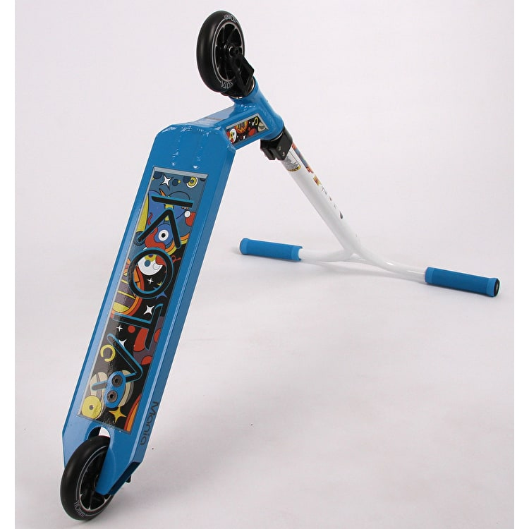 Kota Mania Complete Scooter - Blue/White