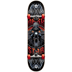Darkstar Roadie Complete Skateboard - Red 8