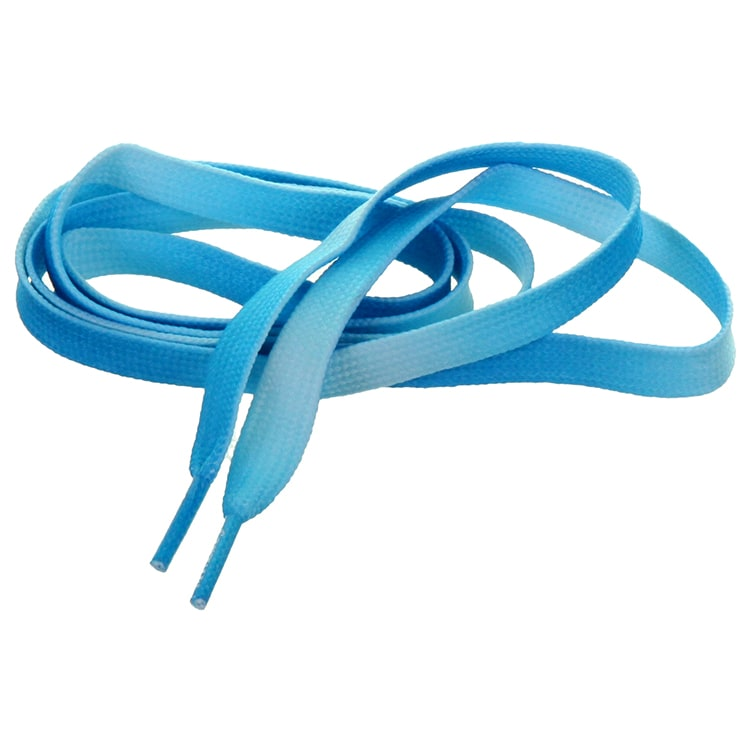 Mr Lacy Shoelaces - Fadies Mellow Blue with Mellow Blue Tip