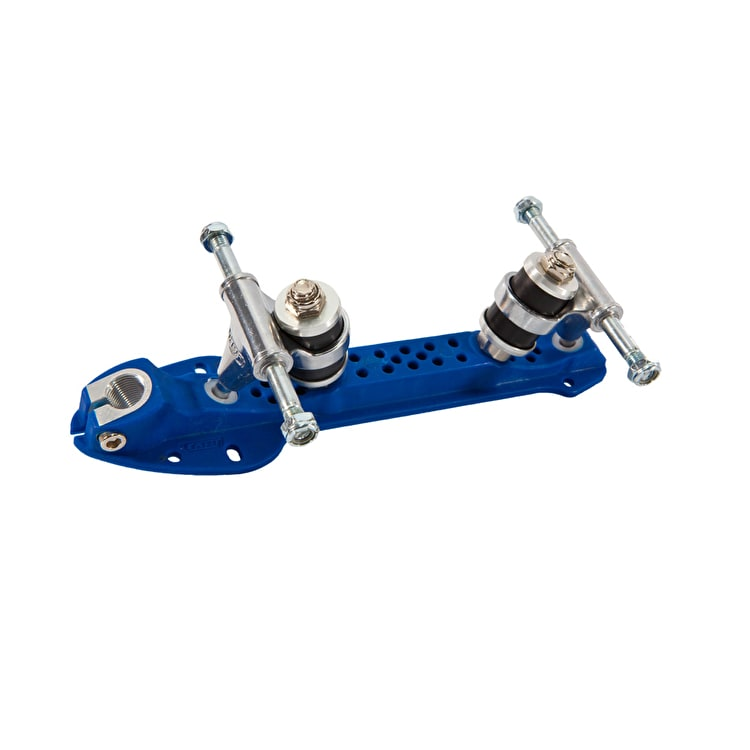 Crazy Skates Apollo Plate- Blue