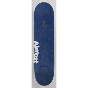 Almost Droopy Face R7 Skateboard Deck - Youness 8