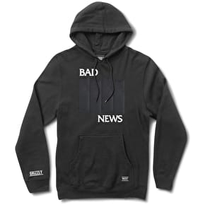 Grizzly Bad Flag Hoodie - Black
