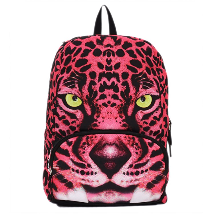 Mojo Backpack - Hot Pink Panther