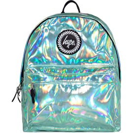 Hype Holographic Backpack - Mint