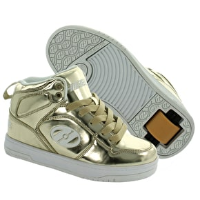 Heelys Flash - Gold Chrome