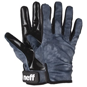 Neff Pipe Womens Gloves - Black Crystal