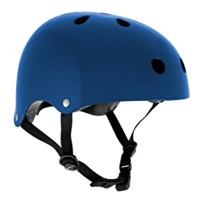 B-Stock SFR Essentials Helmet - Metallic Blue - 49cm-52cm (marked)