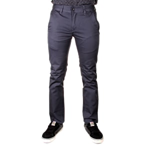 Kr3w K Slim Chinos - Dark Slate