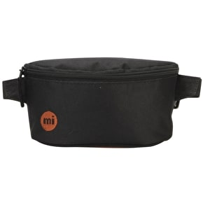 Mi-Pac Classic Slim Bum Bag - Black