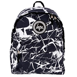 Hype Crack Backpack - Navy/Multi